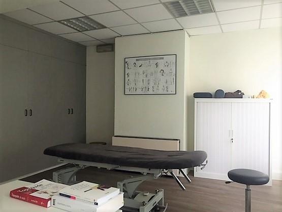Cabinet d'ostéopathie à Antoing (Tournai)
