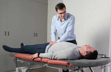 Ostéopathe en entreprise près de Tournai